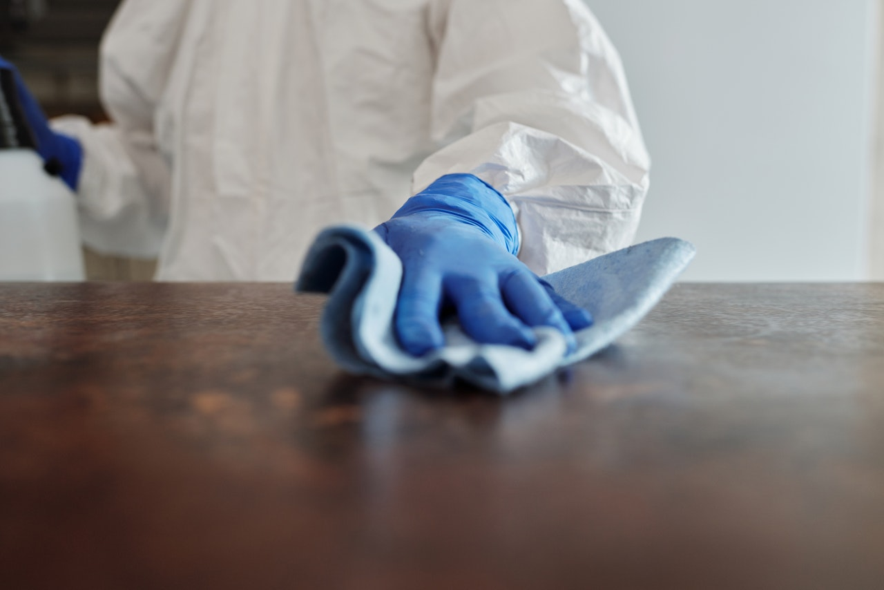 生活中如何做好消毒工作?